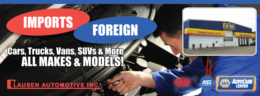 Import & Foreign Repairs